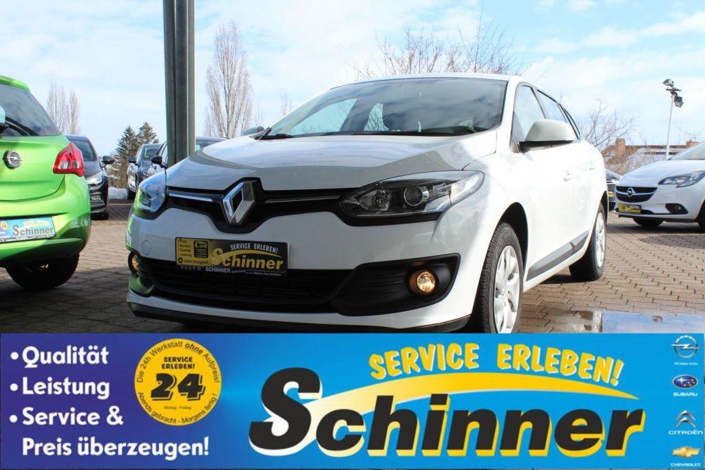 Renault Megane Grandtour ENERGY TCe 115 Start & Stop Authentique, Jahr 2016, Benzin