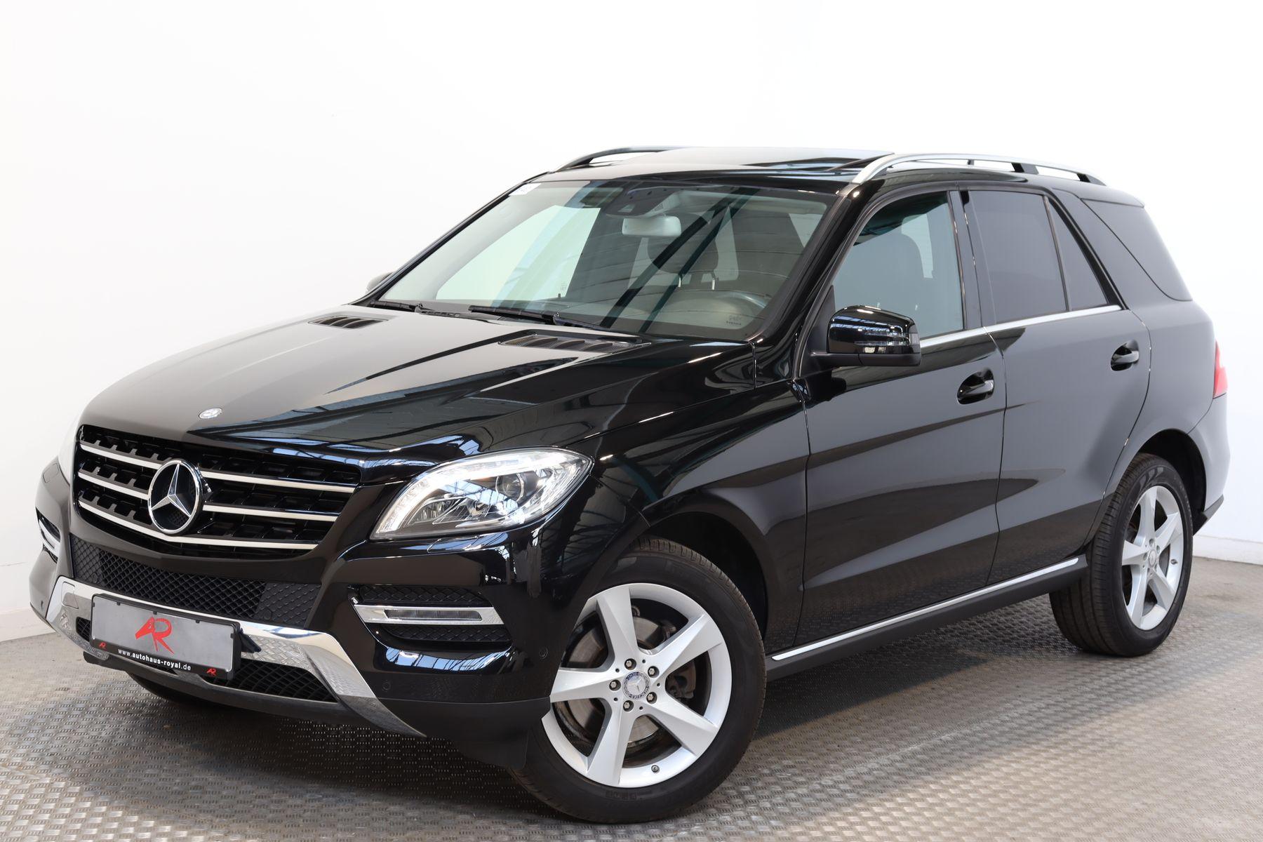 Mercedes-Benz ML 250 BT 4MATIC SPORTPAKET ILS,AKT.PARKASSIST, Jahr 2015, Diesel