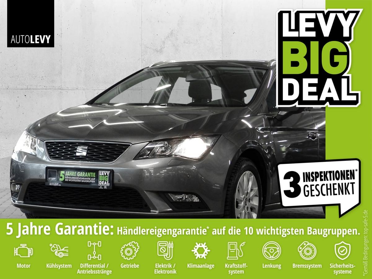 Seat Leon ST 1.2 TSI DSG Style NAVI*ALLWETTER*PDC v+h, Jahr 2014, Benzin