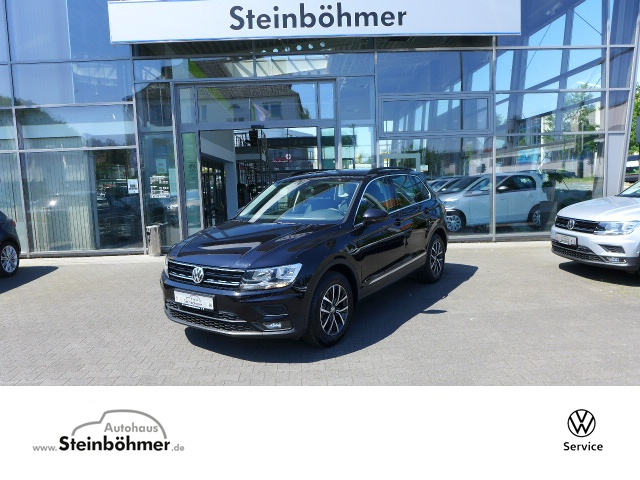 Volkswagen Tiguan Comfortline 1.5TSI APPCon RearView ParkAs, Jahr 2020, Benzin