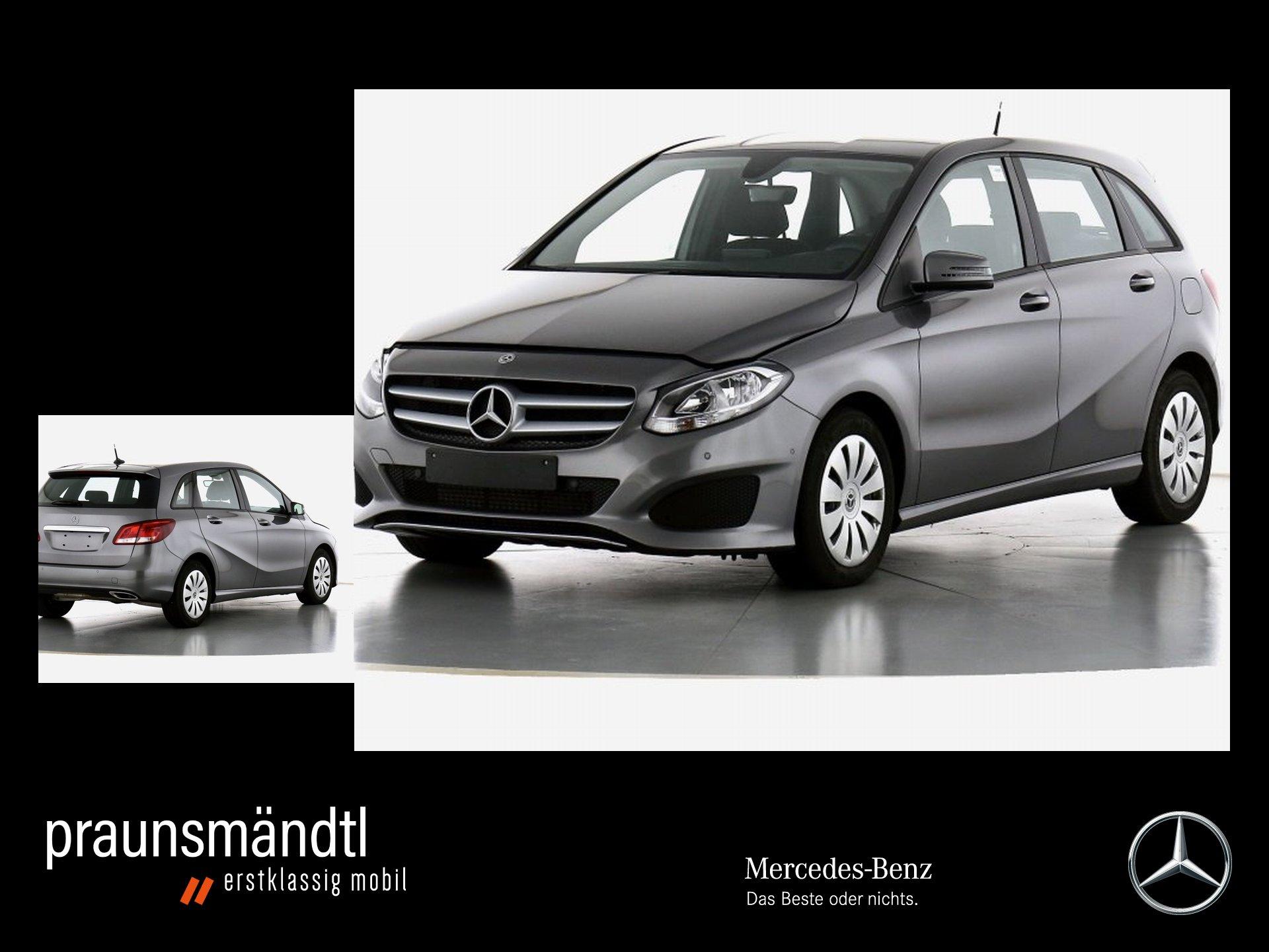 Mercedes-Benz B 220 d 7ATG/PTS/Navi/Kamera/SHZ/Spiegelpaket/CD, Jahr 2018, Diesel
