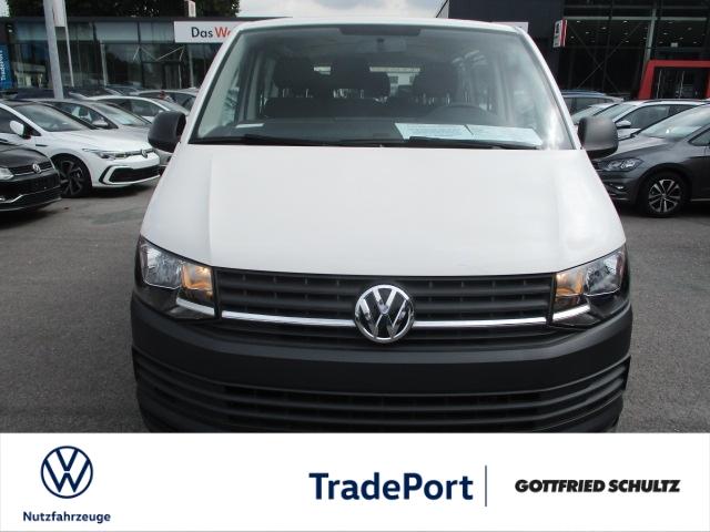 Volkswagen T6 Transporter Kombi 2.0 TDI KLIMA 9-Sitzer, Jahr 2016, Diesel
