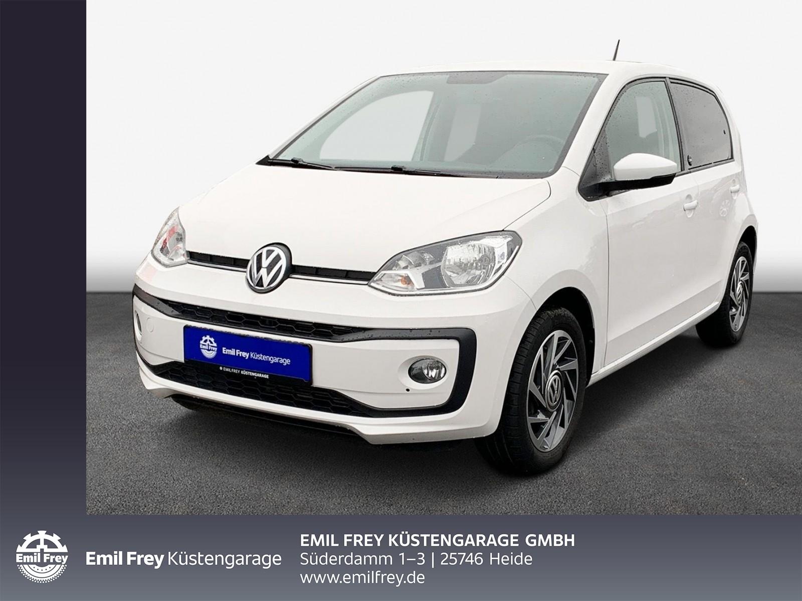 Volkswagen up! 1.0 SOUND KLIMA SHZ ALU, Jahr 2017, Benzin