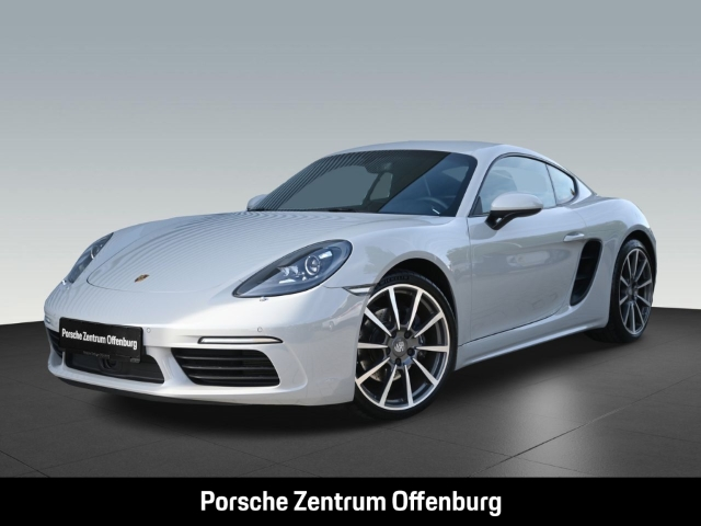 Porsche Cayman 718, Sportsitz, PDK, Navi, Klima, Jahr 2019, Benzin