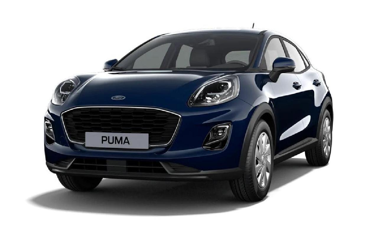 Ford Puma, Jahr 2021, Hybrid