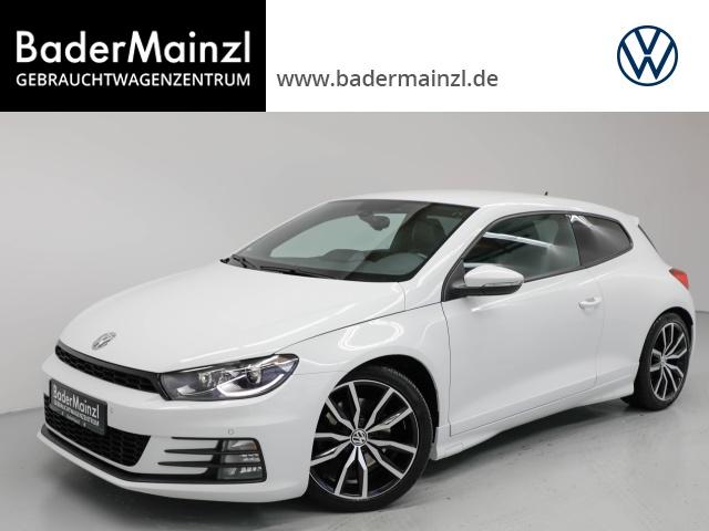 Volkswagen Scirocco TSI 2.0 Sport Sportpaket Klima, Jahr 2015, Benzin