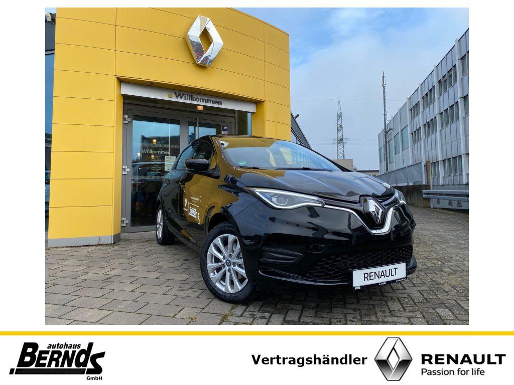 Renault ZOE BATTERIEKAUF Z.E. 50 EXPERIENCE WINTER NAVIPAKET, Jahr 2020, Elektro