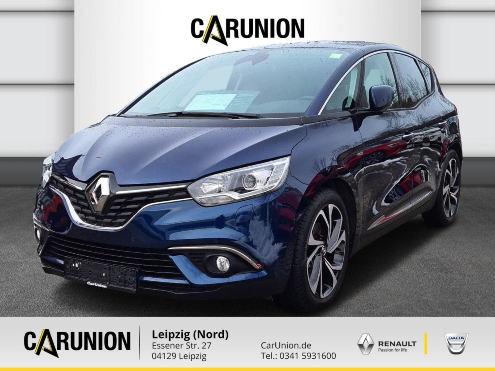 Renault Scenic TCe 140 GPF BOSE EDITION PDC, Navi, Jahr 2019, Benzin