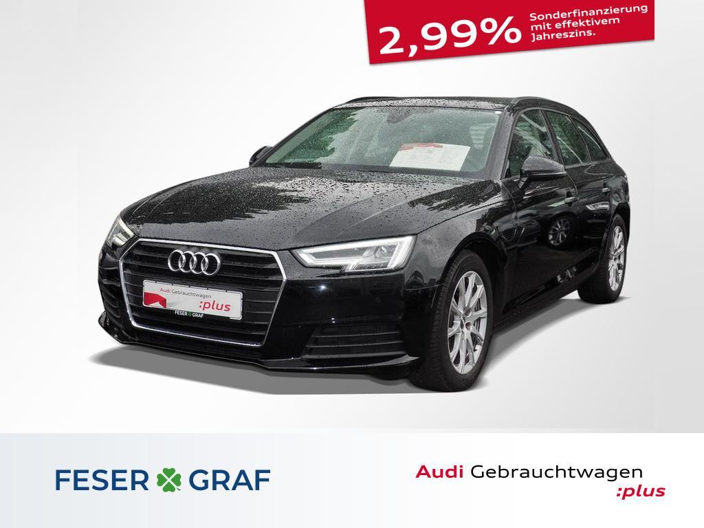 Audi A4 Avant 2.0 TDI Navi+/Pano/LED/B&O/Tempomat/17`, Jahr 2016, Diesel