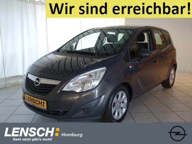 Opel Meriva B 1.4 Active PARKPILOT+SITZ/LENKRADHZG., Jahr 2013, Benzin