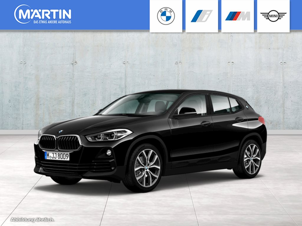 BMW X2 sDrive18i Advantage LED Navi Tempomat Shz, Jahr 2018, Benzin