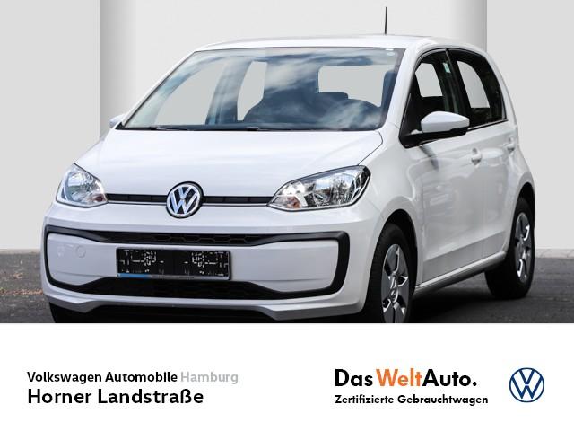 Volkswagen up! 1.0 move up! 5-Türig Klima ZVmitFB USB, Jahr 2018, Benzin