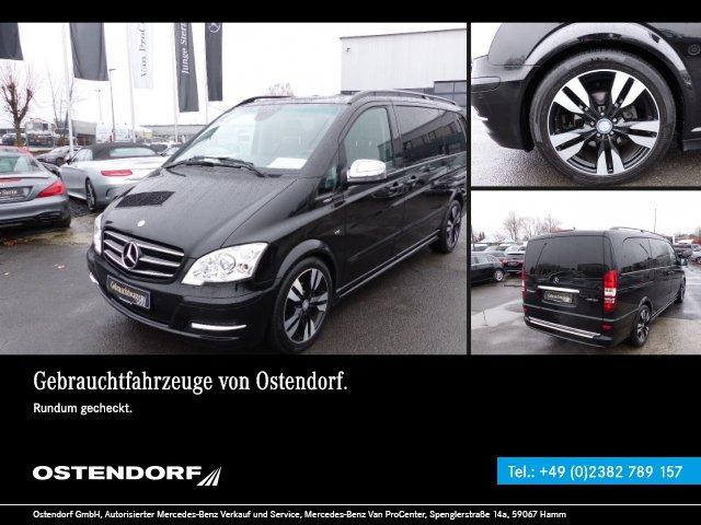 Mercedes-Benz Viano 3.0 CDI Grand Edition lang SD 2xKlima PDC, Jahr 2013, diesel