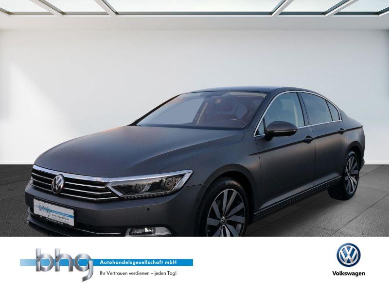 Volkswagen Passat Limousine 1.4 TSI AHK Navi, Jahr 2014, Benzin