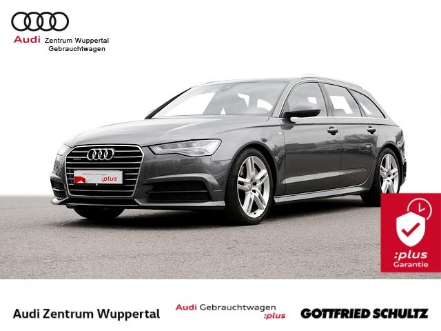 Audi A6 Avant 3.0TDI quat S-LINE PANO KAMERA LEDER LED GRA NAV SHZ PDC VO HI 19ZOLL, Jahr 2018, Diesel