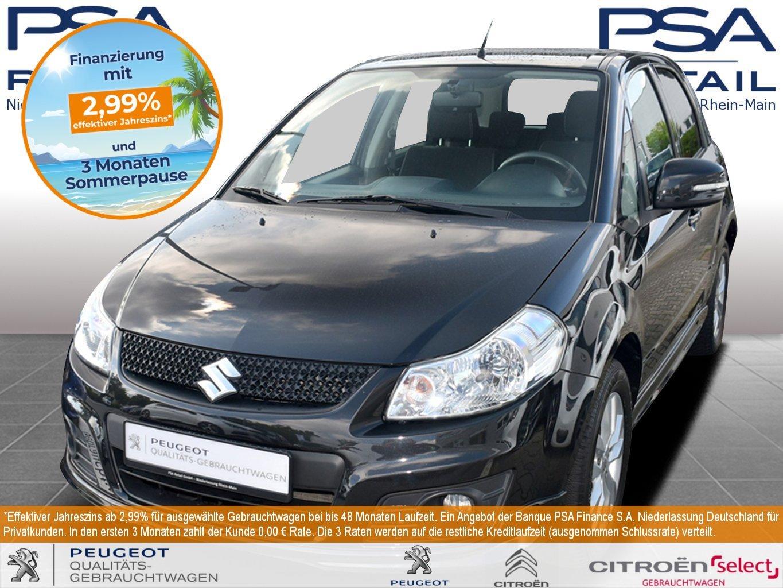 Suzuki SX4 1.6 VVT 4x2 City+ *NAVI*Keyless*Klimaautomatik*, Jahr 2013, Benzin