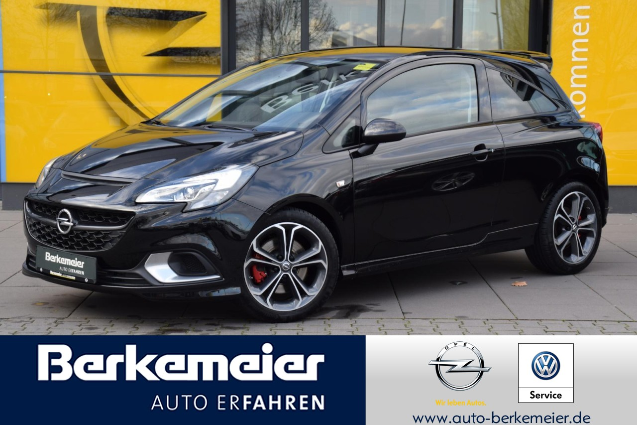 Opel Corsa GSi 150 PS *Xenon*Klimaautomatik*Sitzheizung, Jahr 2019, Benzin