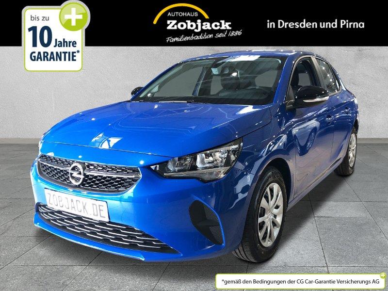 Opel Corsa-F Edition 1.2 S/S SHZ,Kamera,Multimedia, Jahr 2020, Benzin