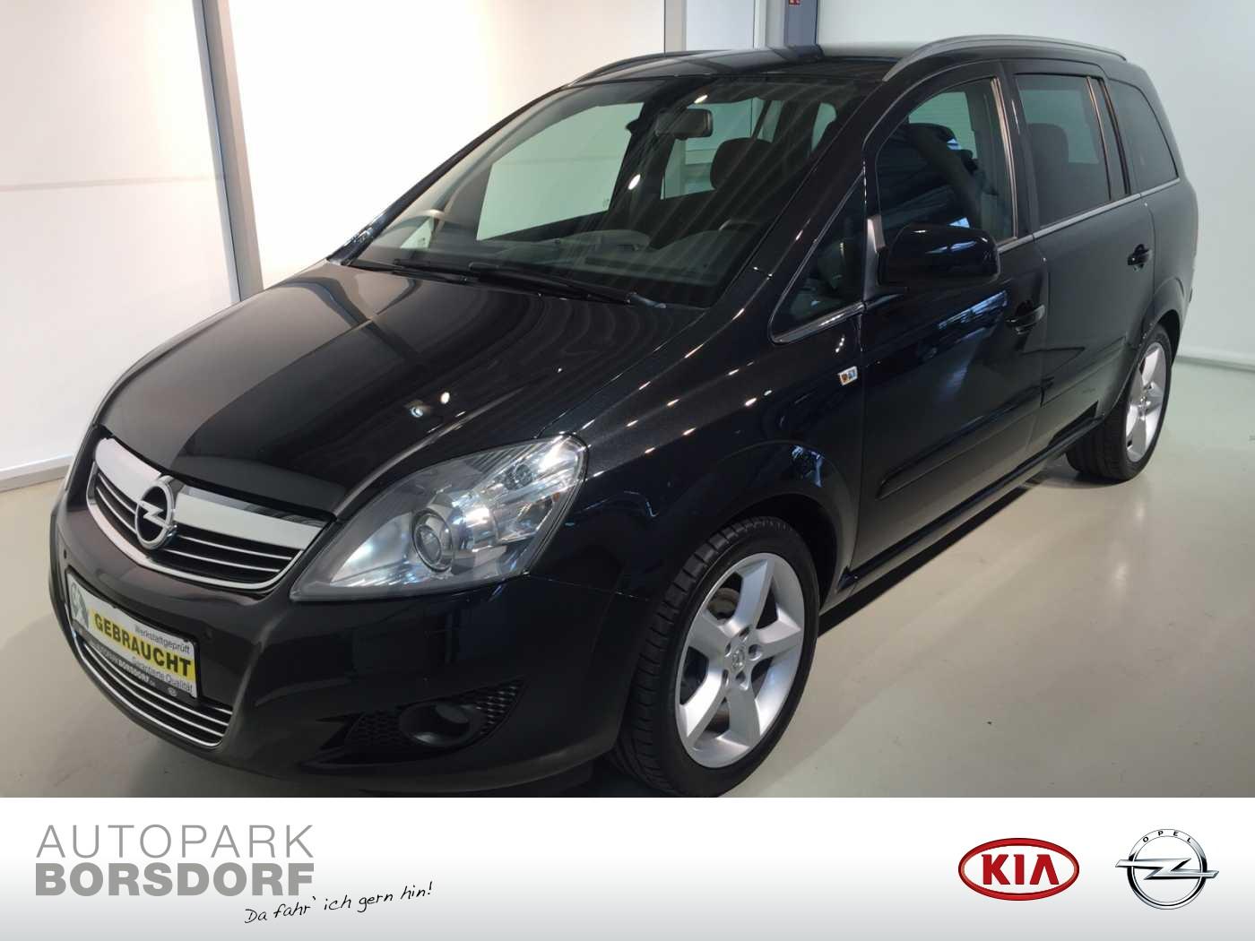 Opel Zafira Family Plus, Jahr 2013, Benzin