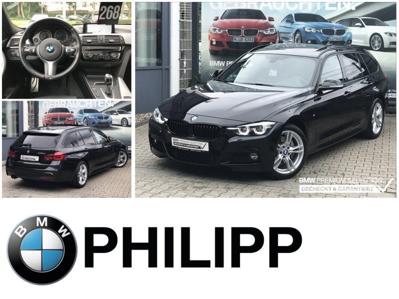 BMW 335d xDrive Tou Edition M Sport Ad.Fahrwerk Pano, Jahr 2018, Diesel