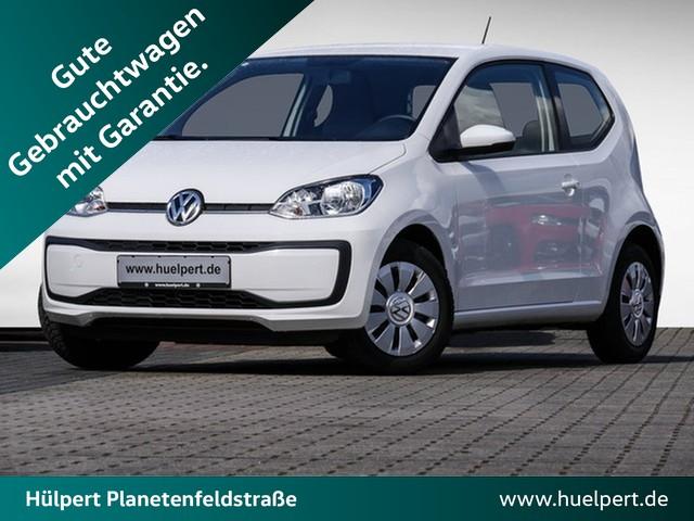 Volkswagen up! 1.0 move up! AKUSTIK-PAKET GANZJAHRESREIFEN KLIMA, Jahr 2017, Benzin