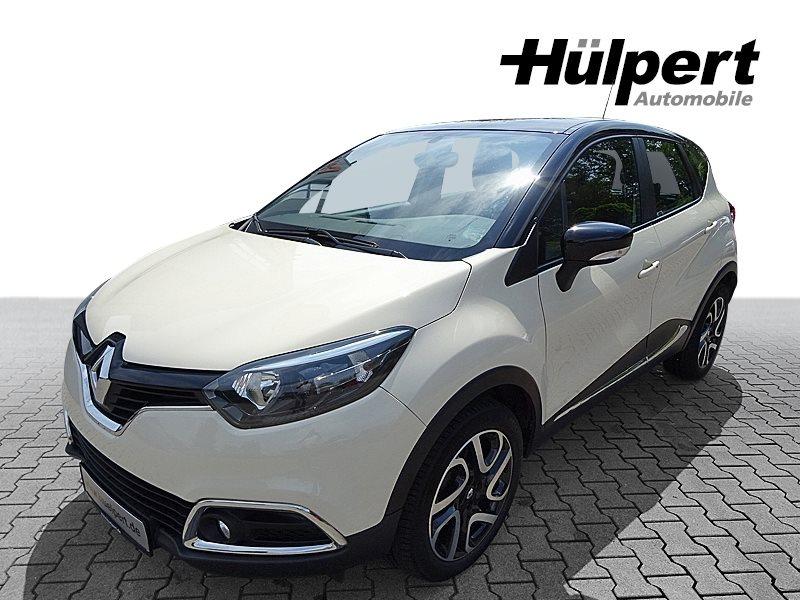 Renault Captur 1.2 TCe DYNAMIQUE, Jahr 2013, Benzin