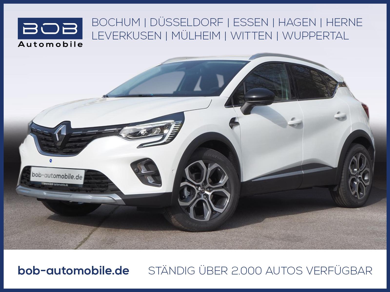 Renault Captur EDITION ONE TCe 140 EDC GPF NAVI Kamera, Jahr 2021, Benzin