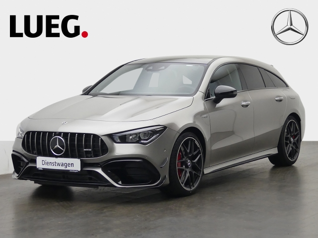 Mercedes-Benz CLA 45 AMG Shooting Brake S 4M+ SB, Jahr 2019, Benzin