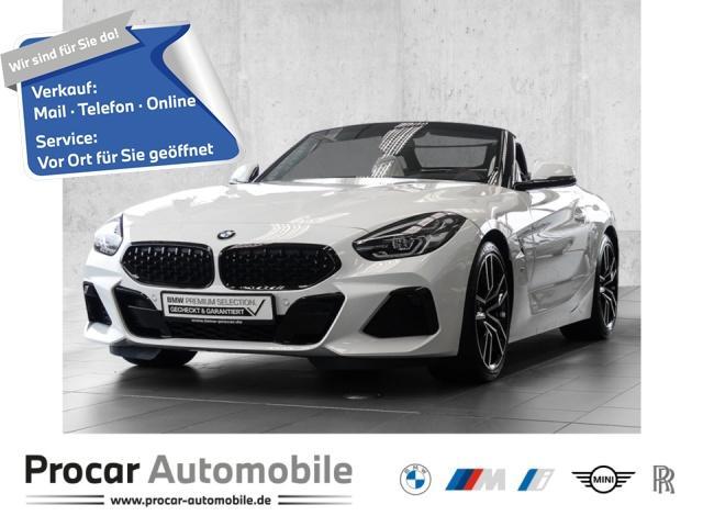 BMW Z4 sDrive20i M SPORT STEPTRONIC DAB NAV HARM/KAR, Jahr 2020, Benzin