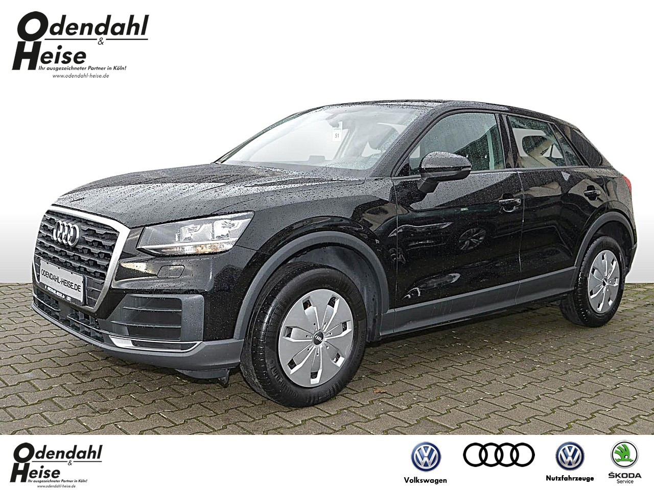 Audi Q2 1.6 TDI S-Tronic EU6 Klima Navi Einparkhilfe, Jahr 2017, Diesel