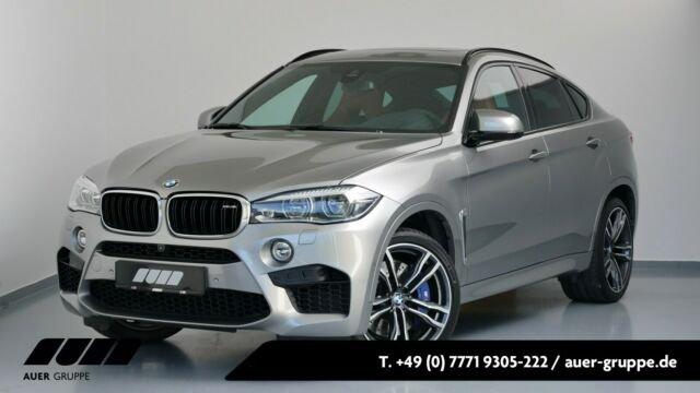BMW X6 M SUV (DriversP. B&O AHK UPE 150000), Jahr 2018, Benzin
