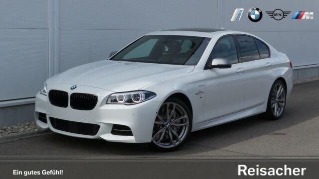 BMW M550d A xDrive Lim Navi,M-Sportpaket,LED Scheinw, Jahr 2017, Diesel