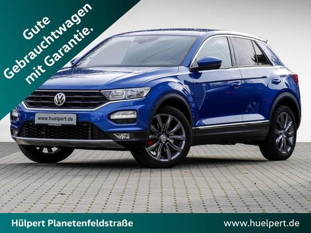 Volkswagen T-Roc 1.5 Sport NAVI DAB+ BEATS ALU18 ACTIVE INFO WINTERPAKET, Jahr 2018, Benzin