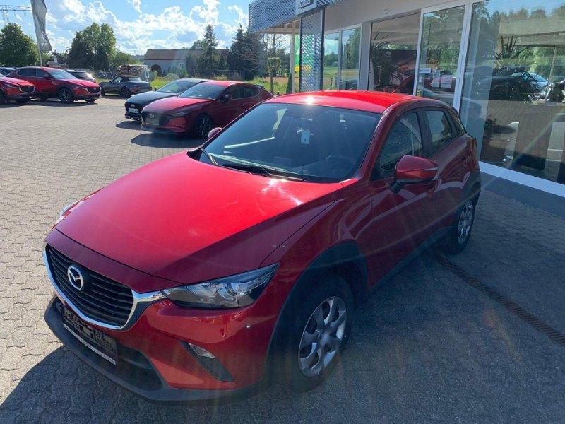 Mazda CX-3 G120 AL-PRIME*KLIMA*WARTUNG INCLUSIVE*, Jahr 2018, Benzin