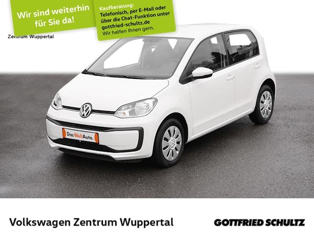 Volkswagen up! 1,0 move KLIMA BT NAVI ZV, Jahr 2017, Benzin
