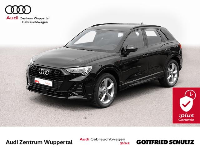 Audi Q3 35TDI S-LINE VIRTUAL CONNECT DAB NAVI LED SHZ BT 19ZOLL S line, Jahr 2020, Diesel