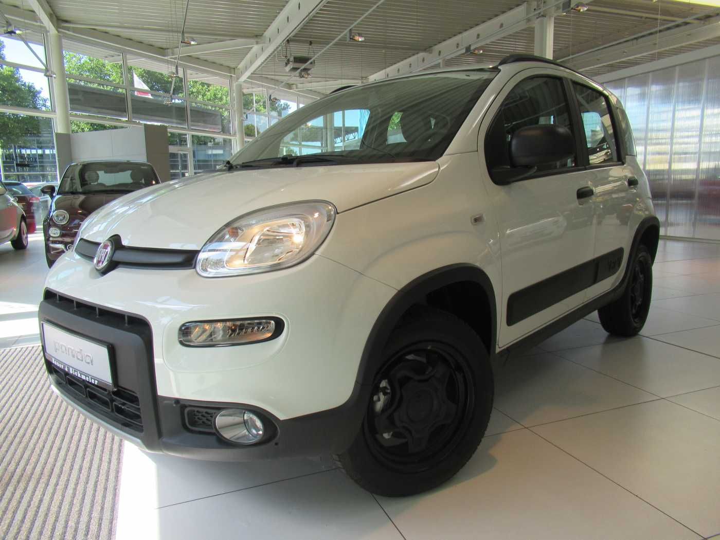 Fiat Panda 0.9 Twinair 4x4 Wild SITZHEIZUNG+NEBEL, Jahr 2020, Benzin