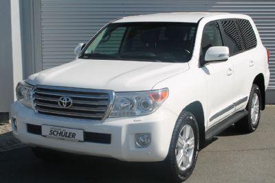 Toyota Land Cruiser 4.5 V8 D-4D, Jahr 2014, diesel