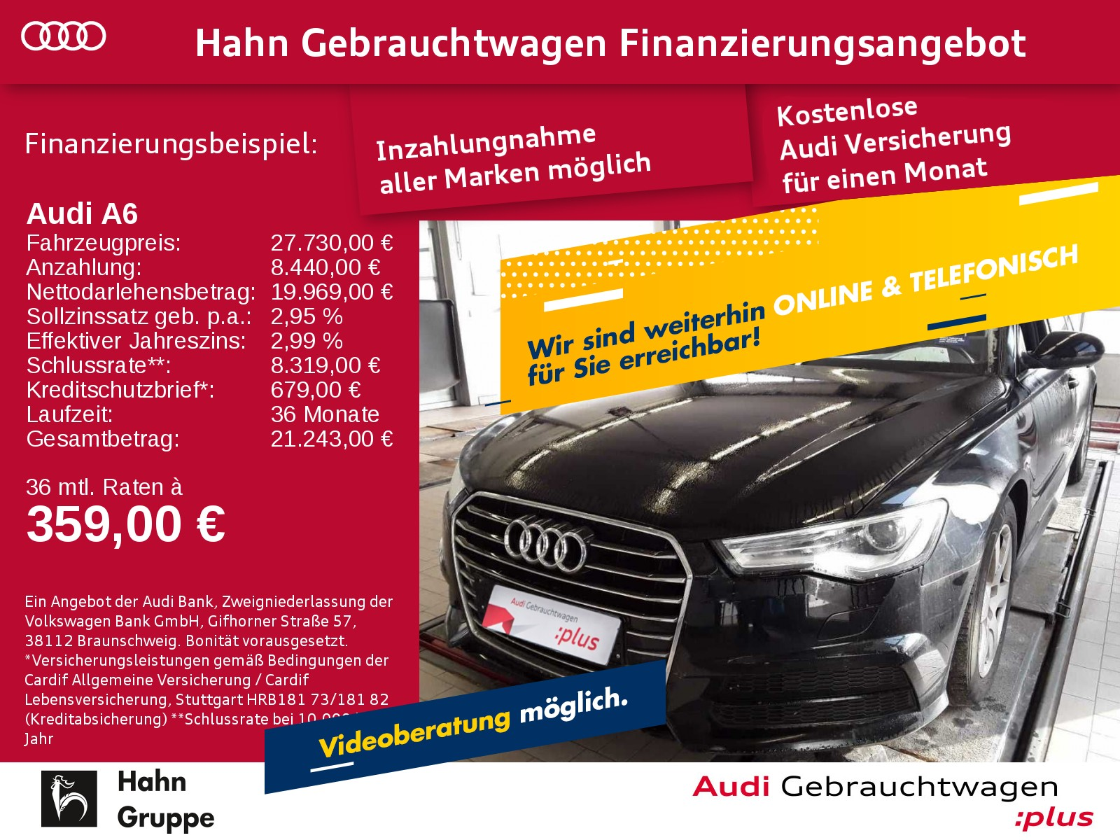 Audi A6 Avant 1.8 TFSI S-trc Navi Xen Sitzh Einpark, Jahr 2018, Benzin