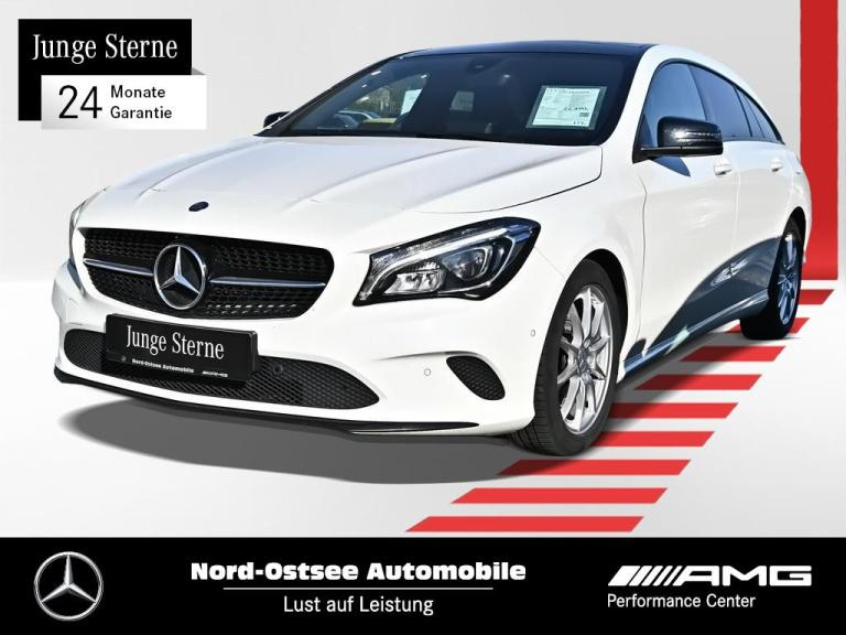 Mercedes-Benz CLA 220 SB d Urban SCORE Navi Night Pano PDC SHZ, Jahr 2016, Diesel