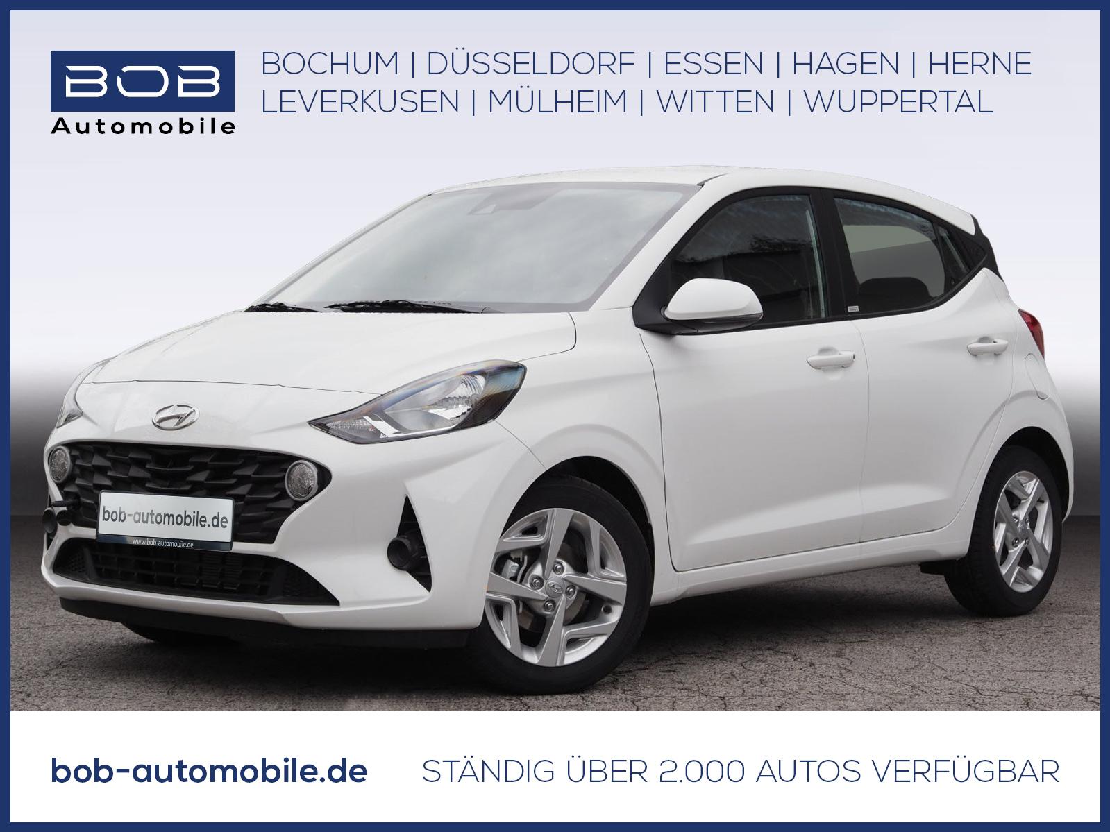 Hyundai i10 1.0 Benzin Trend Navi-P Kamera SHZ BT, Jahr 2021, Benzin