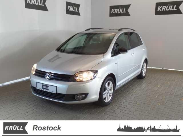Volkswagen Golf VI Plus 1.2 TSI Match/PDC/SHZ..., Jahr 2013, Benzin