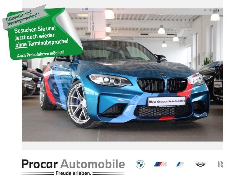 BMW M2 Coupé 409 PS Eventuri Aulitzky ESD Drivers P. 270, Jahr 2016, Benzin
