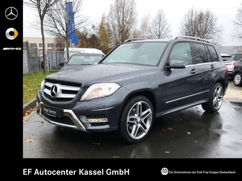 Mercedes-Benz GLK 350 CDI 4M+AMG+Sport+20''+ILS-Xenon+Navi+Park, Jahr 2015, diesel