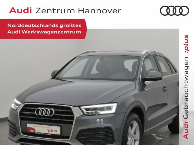 Audi Q3 2.0 TDI qu. LED, Keyless, Navi, AHK, Jahr 2018, Diesel