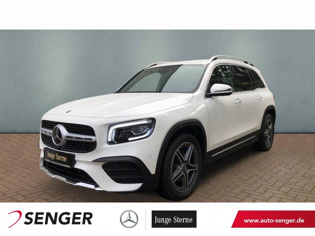 Mercedes-Benz GLB 250 4matic AMG AHK 7 Sitzer Distronic 360 G., Jahr 2021, Benzin