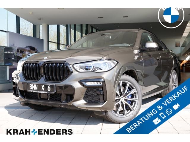 BMW X6 xDrive 30 d M Sportpaket Laserlicht Harman Kardon, Jahr 2020, Diesel