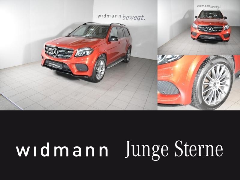 Mercedes-Benz GLS 350 d 4M AMG*Harman*Fond-tv*Comand, Jahr 2017, Diesel