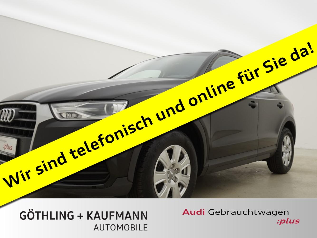 Audi Q3 2.0 TDI qu. S tro. 110kW*Xenon+*Navi*PDC+*SHZ, Jahr 2017, Diesel