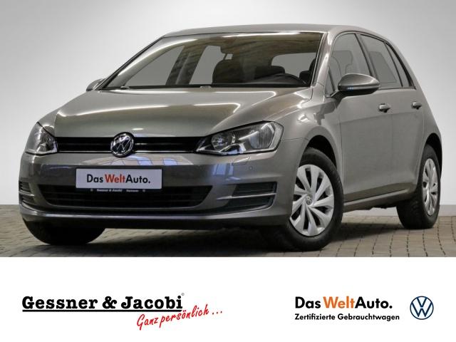 Volkswagen Golf VII 1.6 TDI BMT EU6 Trendline PDC Servotronic, Jahr 2017, Diesel